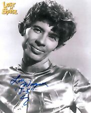 Lou Wagner Signed Lost In Space 8x10 Photo Jsa Coa Cert