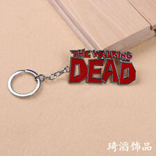THE WALKING DEAD Personality Charm Design Metal Keyring High Quality Keychain