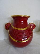 Große Art Déco Bodenvase,Vase Keramik, Gustave de Bruyn Frankreich