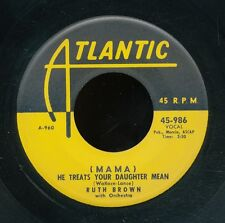 45tk-R&B -ATLANTIC 986-Ruth Brown