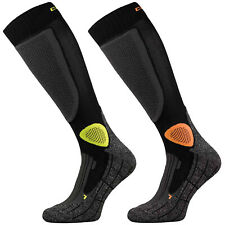 COMODO - Motorcycle Boot Socks | Long Motorbike Socks | Mens & Ladies