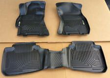 SALE Husky weatherBEATER Front & 2nd Row Floor Mat for Legacy & Outback 15-17
