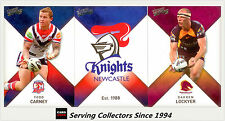 2011 Select NRL Strike Trading Cards Full Base Set (196)