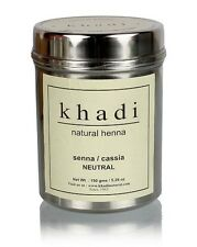 Khadi Herbal Natural Henna SENNA/CASSIA 150 Grams