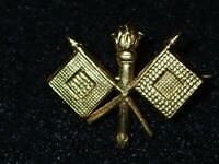 WWI US Army Signal Corps / Air Service Sweetheart or Son in Service Pin - Nice