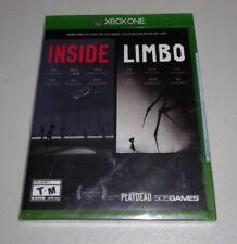 Interior/Limbo (XBOX) Paquete Doble Nuevo Rápido One Envío Gratis!!!