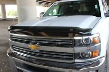 Bug Deflector Hood Protector (2015- 2018 SILVERADO 2500 & 3500 HD) Shield Guard