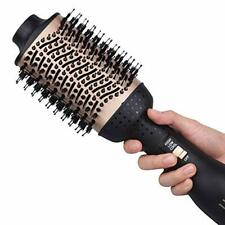 3in1 One-Step Hair Brush Dryer & Volumizer Ionic Technology Hair Dryer Comb