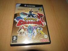 Pokemon Colosseum box  ruby sapphire    PAL Version -  Nintendo Gamecube