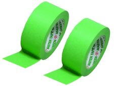 2 Rollen Carsystem Master Tape Green 25 mm x 50m Kreppband Klebeband Autolack !