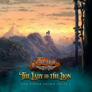 SAMURAI OF PROG - The Lady The Lion and Other Grimm Tales DIGIPAK CD SEALED 2021