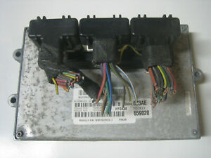 56044623AE 2003 Jeep Liberty Engine Computer ECU ECM 3.7L AT