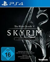 PS4 / Sony Playstation 4 - The Elder Scrolls V: Skyrim #Special Edition mit OVP