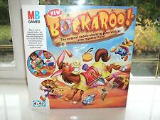 MB Buckaroo Plastic Modern Board & Traditional Games