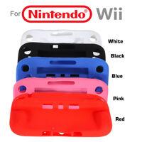 Silicone Case Cover Skin Protector for Nintendo Wii U GamePad Remote Controller