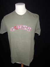 T-shirt Guess Vert Taille M à - 62%