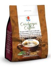 40 Packs DXN Cordyceps Coffee 3 in 1 Ganoderma Lingzhi Free Express Shipping