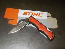 NEW STIHL KNIFE LOCK BLADE in box   CHAINSAW TRIMMER blower power tool  #1