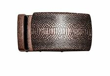 Men's belt Buckle. Automatic sliding belt buckle Quick-lock Belt buckle only # 1