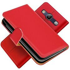 Handy Hülle Samsung Galaxy S3 S3 Neo Schutz Etui Booklet Cover PU Leder Tasche