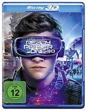 Ready Player One 3D Blu-ray NEU OVP Vorbestellung