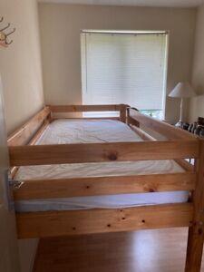 Flexa Bed Ladder and Matress