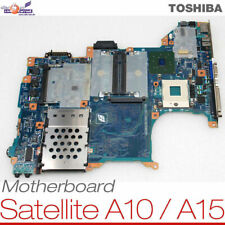 MOTHERBOARD BOARD P000387490 NOTEBOOK TOSHIBA SATELITE A10 A15 S100 SP129 #048