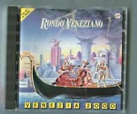 Rondo Veneziano CD VENEZIA 2000 © 1983 Baby Records SANYO JAPAN 610 229-222