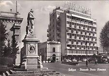# FOLIGNO: PIAZZELE PORTA ROMANA- HOTEL E ...BACI PERUGINA