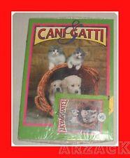 Album Figurine SL '93 CANI e GATTI blisterato + bustina