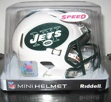 NFL SPEED MINI HELMETS NEW YORK JETS By RIDDELL