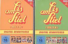 ZWEI DVD-BOXEN NEU/OVP - Eis am Stiel - Teil 1-4 und Teil 5-8