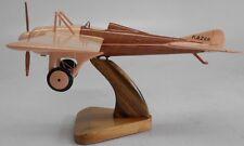 Monocoque Racer Deperdussin Airplane Wood Model Big New