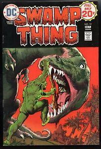 Swamp Thing #12 VF