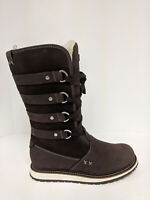 Helly Hansen Hedda Winter Boots, Coffee Bean/Woodsmoke, Womens 5.5 M