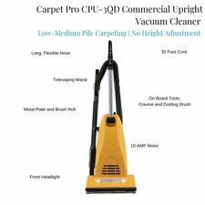 Carpet Pro Cpu-3Qd Upright Vacuum Cleaner