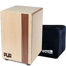 PUR Compact QS Nuss Cajon PC 1259 + Gig Bag Tasche