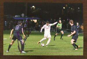 ALEX ROLDAN NCAA Seattle University Redhawks Auto Autographed Signed 4x6 Photo 1