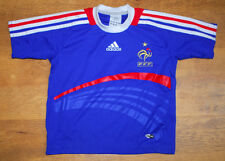 Adidas France 2007/2008 home shirt (For height 104cm)