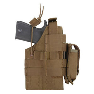 Condor H-1911 Ambidextrous Holster - Coyote - H-1911-498 - MOLLE PALS
