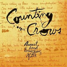 Counting Crows AUGUST & EVERYTHING AFTER Debut Album GATEFOLD New Vinyl 2 LP