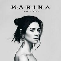 MARINA ‎– LOVE + FEAR LIMITED 2X COLOURED VINYL LP (NEW/SEALED)