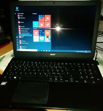 Acer Aspire E1-522 inkl. Windows 10 inkl. SSD mit 500GB
