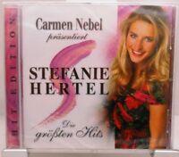 Stefanie Hertel + CD + Die größten Hits + Tolles Best-of Album mit 14 Lieder +