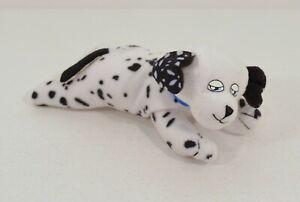 """2000 Spatter 5"""" McDonald's EUROPE Plush Action Figure Disney 101 102 Dalmatians"""