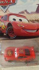 Disney Pixar Cars 2005 Lightning McQueen #95 Rusteze