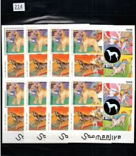 @ 8X SOMALIA 2003 - MNH - DOGS - ANIMALS