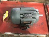 Worldwide Industrial Electric Motor WWE2-18-145T TEFC