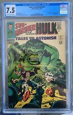 Tales to Astonish #81 (1966) CGC 7.5 -- O/w to white; 1st Boomerang (Fred Myers)