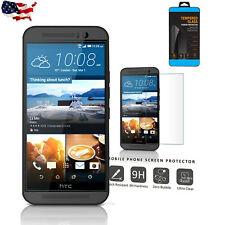 TEMPERED GLASS SCREEN PROTECTOR FOR HTC ONE M9 USA